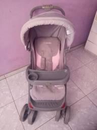 Vendo Carrinho de Bebê Marca Kiddo