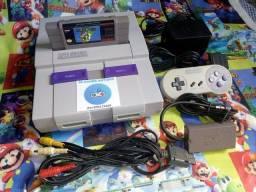 Super Nintendo 3 meses de garantia