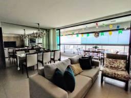 Apartamento todo ambientado à venda no Bessa/Jardim Oceania, 3 suítes
