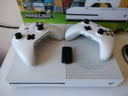 X-Box Onde S c/ 2 Controles