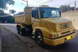 Caminhão 1620 - caçamba