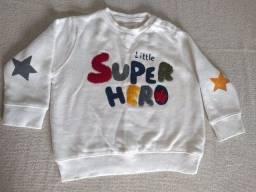 Roupas de frio menino (veste:18-24 meses) - Zara baby