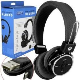 Promoção fone de ouvido bluetooth knup