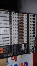 Mesa de som soundcraft