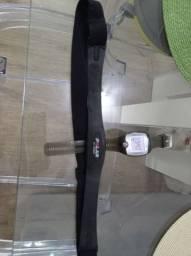 Relógio Polar com cinta de medição de batimentos