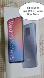 Redmi Note 9s (original homologado ANATEL)NOVO