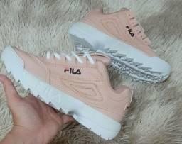 Promoção de tênis FILA disruptor n35 (somente nessa cor)