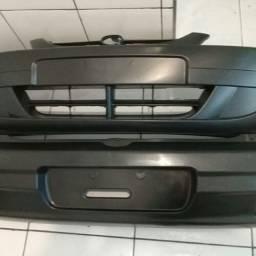 Parachoque Dianteiro e traseiro Chevrolet Celta 2001 a 2006 Preto Liso DTS