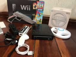 Nintendo Wii Completo - Edição limitada