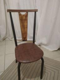 6 Cadeiras Simples