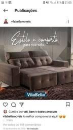 Vende-se sofá  retrátil 1000