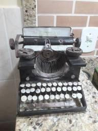 Miniatura Máquina de Escrever Vintage/Retro em Metal
