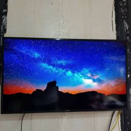 TV SMART 50PL 4K SAMSUNG COMPLETA