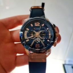 [NOVO] Relógio curren 8329 Quartzo