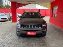 Jeep Compass Limited 2018 2.0 automática impecável com baixa km