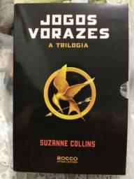 Jogos Vorazes. Coleção 3 livros