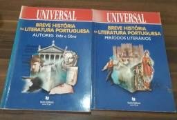 Breve História da Literatura Portuguesa