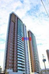 Apartamento com 3 dormitórios para alugar, 97 m² por R$ 2.800/mês - Lagoa Seca - Juazeiro