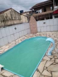 Casa carnaval com piscina