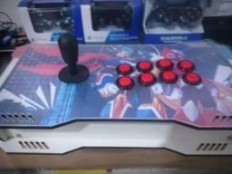 Controle arcade para ps4  novo com garantia aceito cartão
