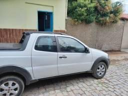 Fiat sarada  working