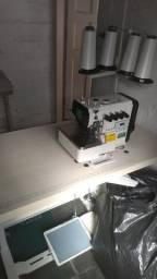 Máquina Overloc Ponto Cadeia. Marca Zoje