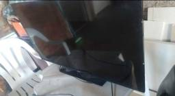 Tv 42 tela quebrada