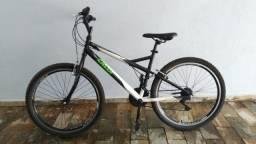 Bicicleta aro 26 21 vel caloi