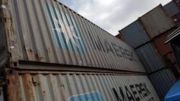Container almoxarifado