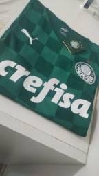 Camisa Palmeiras 2021 - Pronta Entrega