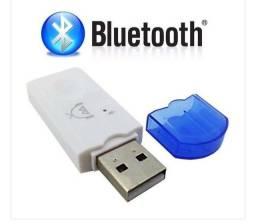 Adaptador Bluetooth usb pra som