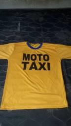 Camisa moto taxi