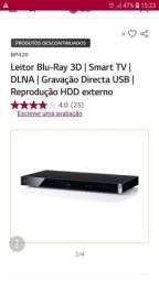 Blu-ray. Transforme sua tv em smart ( leia)