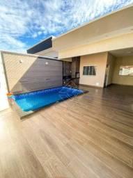 Casa com 3 dormitórios à venda, 115 m² por R$ 430.000,00 - Residencial Solar dos Ataídes 2