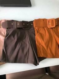Roupas femininas entre calças,vestidos,shorts,