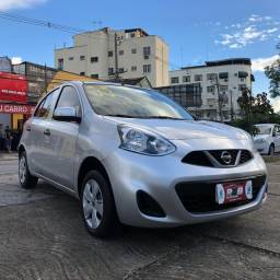 Nissan March 2017 completo 1.0 s