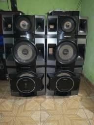 Vende - se essas caixa de som funcionando perfeitamente