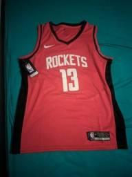 "Camiseta Houston Rockets ""G"" 19/20 Harden"