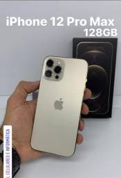 Apple iPhone 12 Pro Max 128/256/512GB a partir de R$8.999