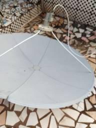 Antena Parabólica Nova