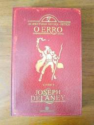 Livro V/ Livro 5 ? O erro (saga O sétimo filho) - Joseph Delaney