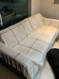 Mantas cobertores de algodão Manta decorativa
