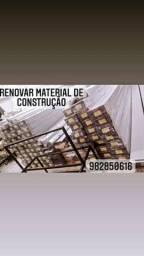 Renovar material de construção