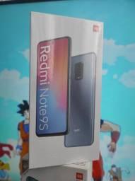 Delivery... REDMI Note 9S da Xiaomi.. NOVO LACRADO COM GARANTIA e entrega hj