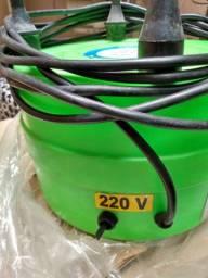 Vendo inflador de balões 220v