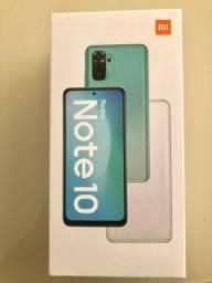 Redmi Note 10 lacrado na caixa- 64gb