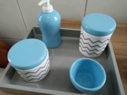 Kit de higiene bebê