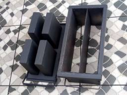 Formas de bloco conjugada