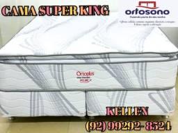 Cama Super King 73