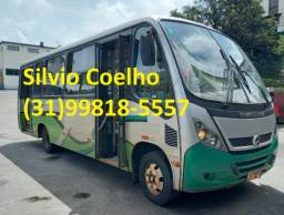 Micro ônibus Neobus 10/10 = Silvio Coelho